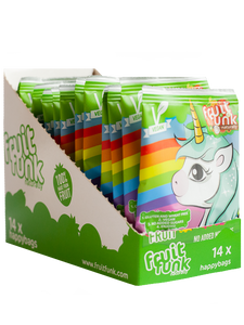 Unicorn Happybag Strawberry (14 stuks)