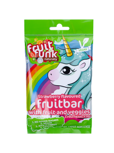 Unicorn Fruitbar Strawberry 3-pack