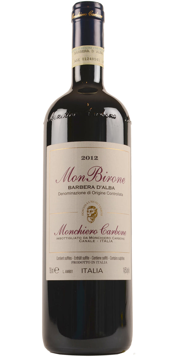 Monchiero Carbone MonBirone Barbera D'Alba