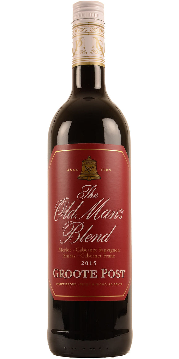 Groote Post The Old Man's Blend
