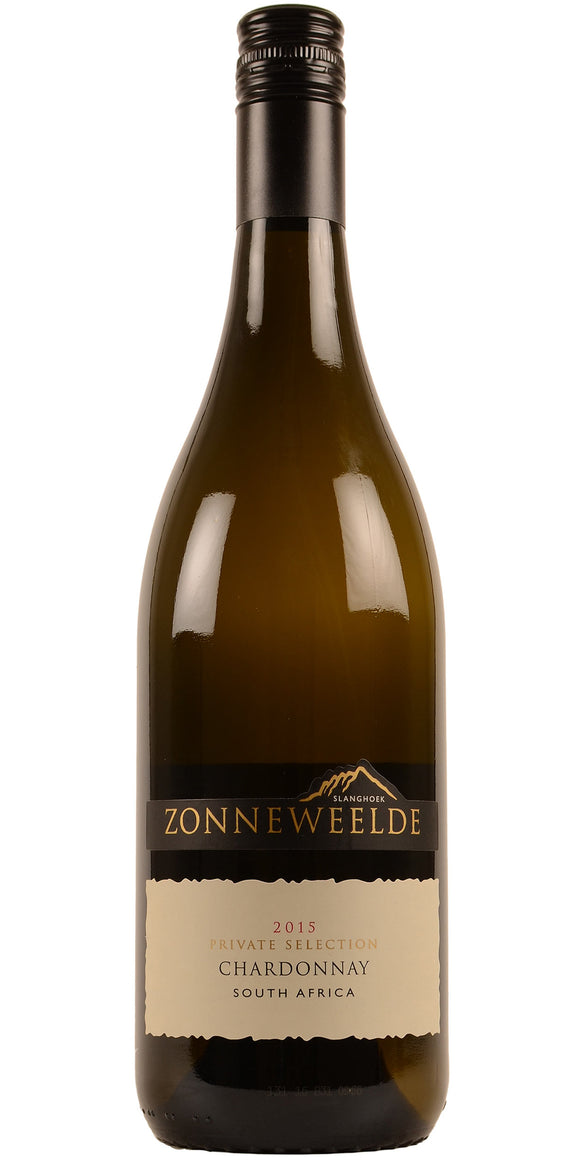 Zonneweelde Private Selection Chardonnay