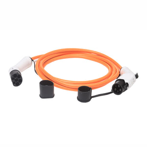 EV Charging Cable - 5, 10 or 15 meters - Type 2 to Type 1 - 7kw / 32amp
