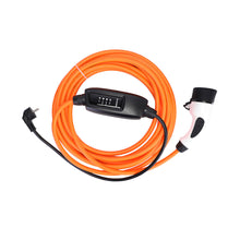EV Home Charging Cable - 16amp, Schuko (EU) to Type 2 ...