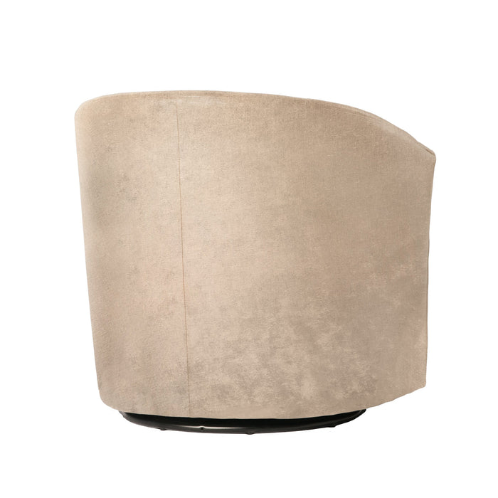 Elizabeth Sand Swivel Chair