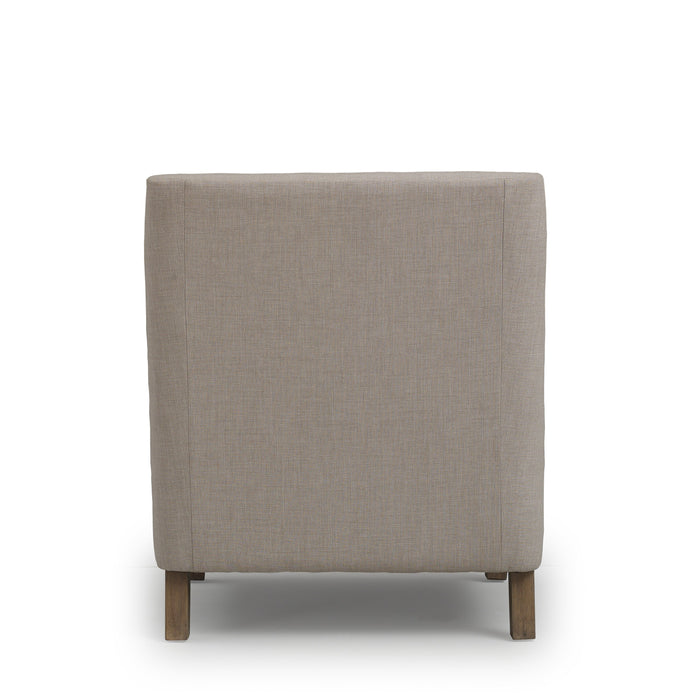 Taslo Sand Accent Chair