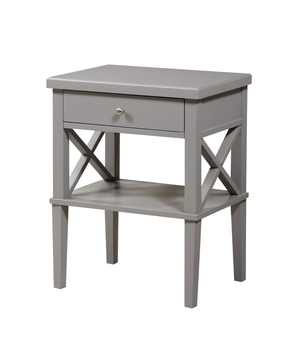 Marta Gray Nightstand