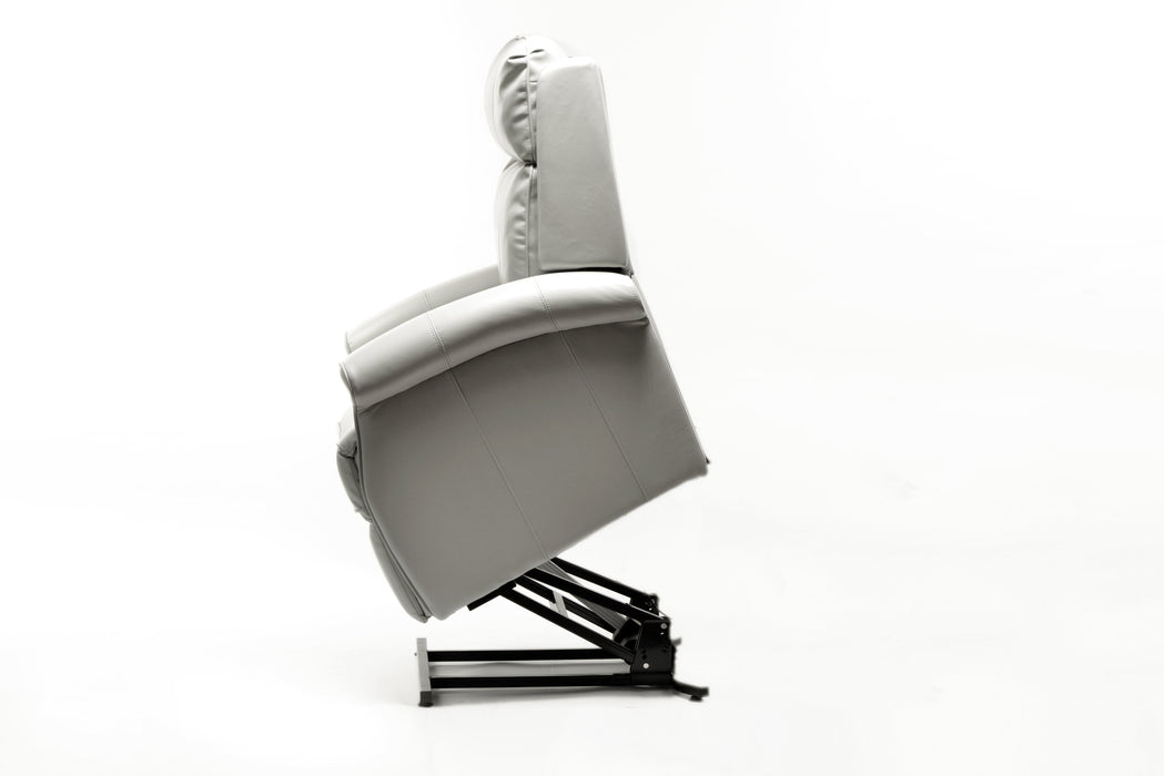 Lehman Ivory Traditional Lift Chair