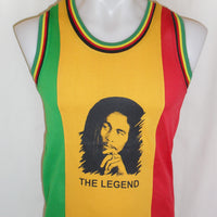 Rasta Vests | Jamaican Vests | Bob Marley Vests
