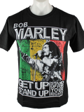 Bob Marley T-Shirt - Get Up Stand Up