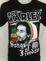 Bob Marley Songs of Freedom T-Shirt