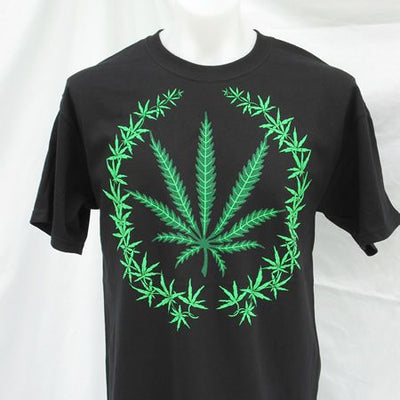 Weed, Marijuana and Cannabis Clothing