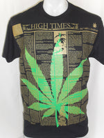 High Times Weed T-Shirt