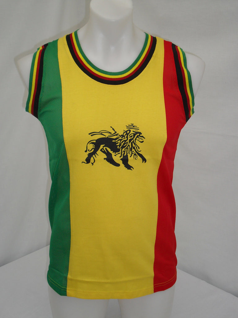 Lion of Judah Vest