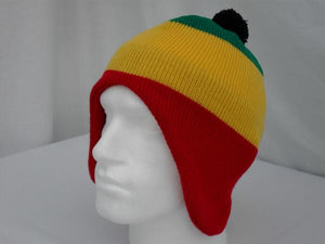 Rasta Bobble Hat