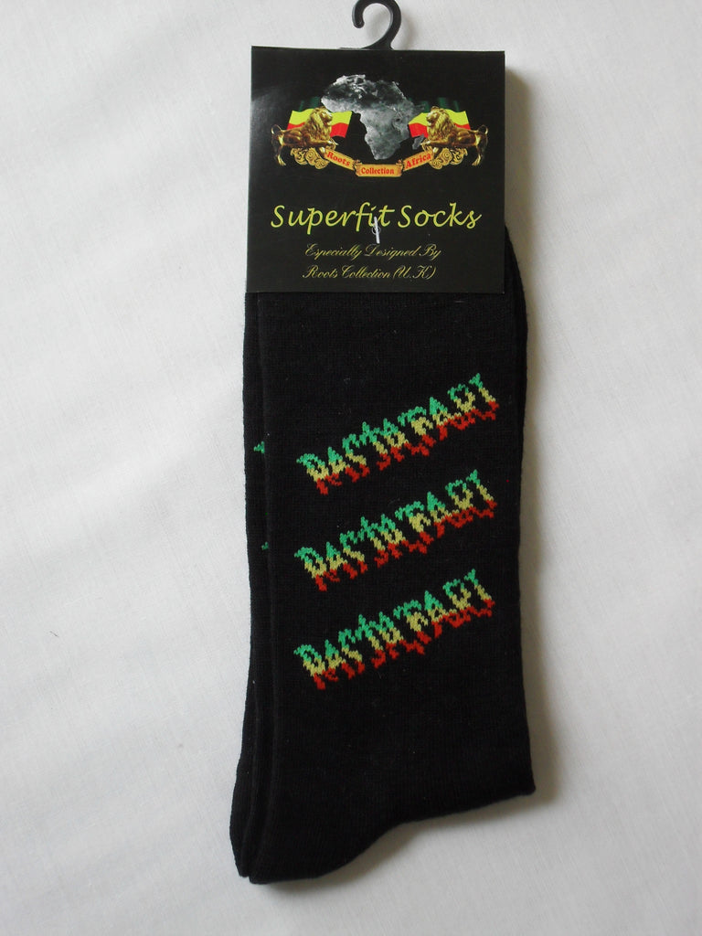 Rastafari Socks