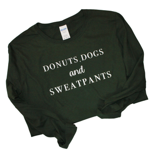 Donuts, Dogs & Sweatpants