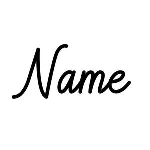 Name decal 5