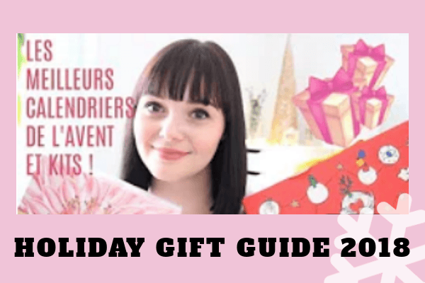 Holiday Kits and Advent Calendars - Holiday Gift Guide 2018