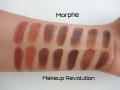 Morphe Brushes 35OM vs Makeup Revolution Amplified 35 Palette Inspiration