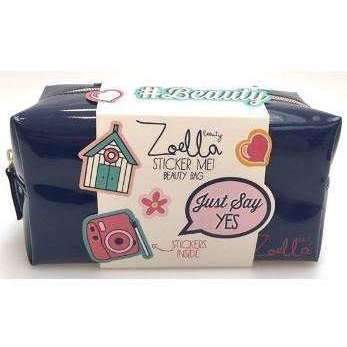 Zoella - Sticker Me Beauty Bag - Limited Editionorabelca