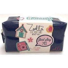 orabelca:Zoella - Sticker Me Beauty Bag - Limited Edition