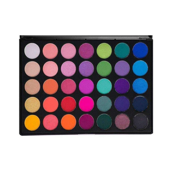 orabelca:Morphe Brushes - 35B - 35 Color Glam Palette