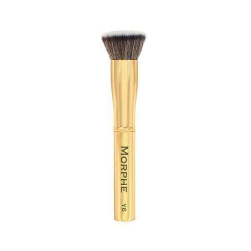 orabelca:Morphe - Pro Flat Buffer - Gilded Collection - Y6