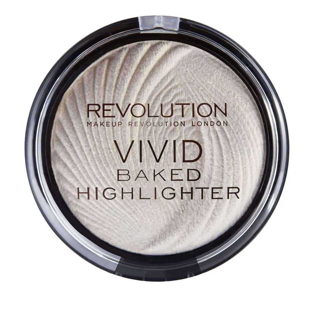 Makeup Revolution - Vivid Baked HighlighterGolden Lightsorabelca