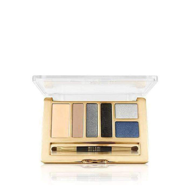 orabelca:Milani - Everyday Eyes Powder Eyeshadow Collection - Smoky Essentials