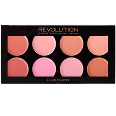 orabelca:Makeup Revolution - Blush Palette - Melts