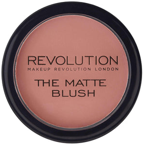 Makeup Revolution - The Matte BlushFusionorabelca