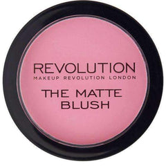 orabelca:Makeup Revolution - The Matte Blush,Divine