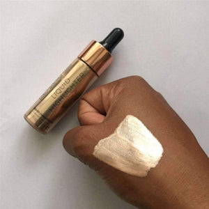 Makeup Revolution Liquid HighlighterChampagneorabelca