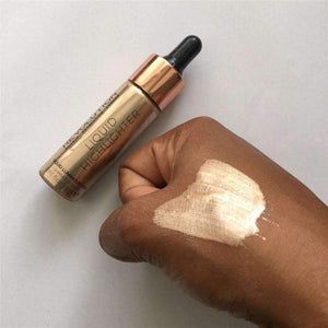 Makeup Revolution Liquid HighlighterLuminous Goldorabelca