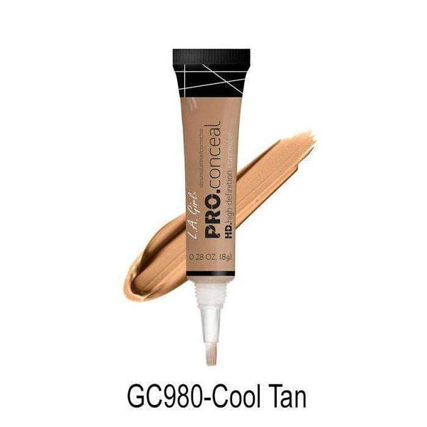 orabelca:L.A. Girl - HD Pro Concealer,Cool Tan
