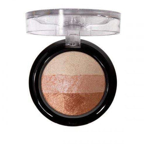 J.Cat Beauty Triple Crown Baked ShadowCreme Bruleeorabelca