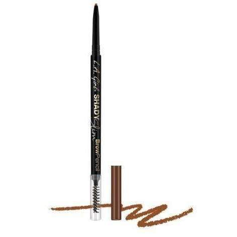 orabelca:L.A. Girl - Shady Slim Brow Pencil,Auburn