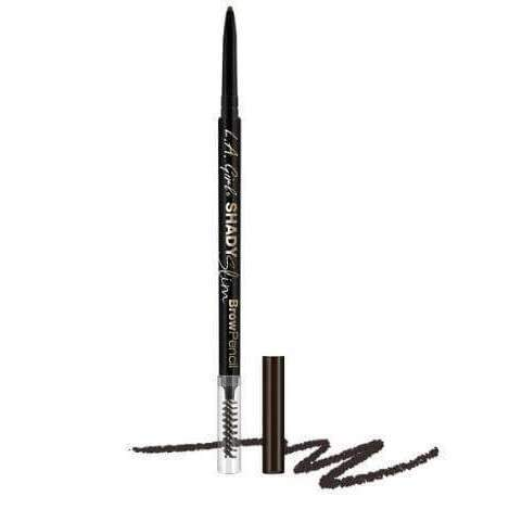 orabelca:L.A. Girl - Shady Slim Brow Pencil,Blackest Brown