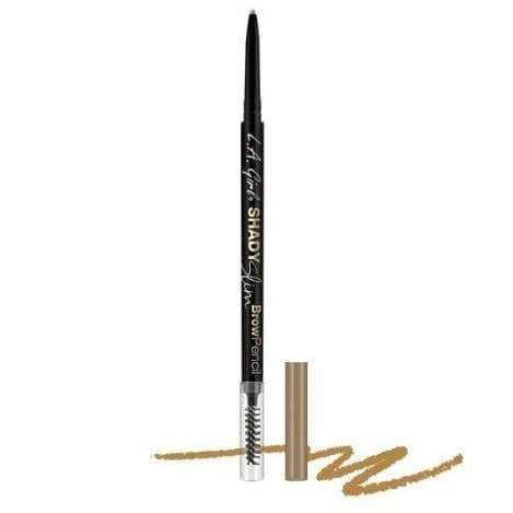 orabelca:L.A. Girl - Shady Slim Brow Pencil,Blonde