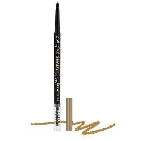 orabelca:L.A. Girl - Shady Slim Brow Pencil,Soft Medium Brown