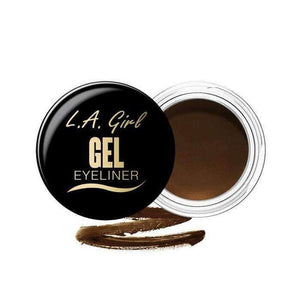 L.A. Girl Gel EyelinerRich Chocolate brownorabelca