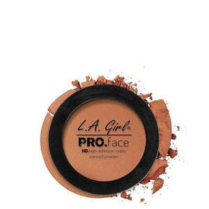 L.A. GIRL Pro Face Matte Pressed PowderChestnutorabelca