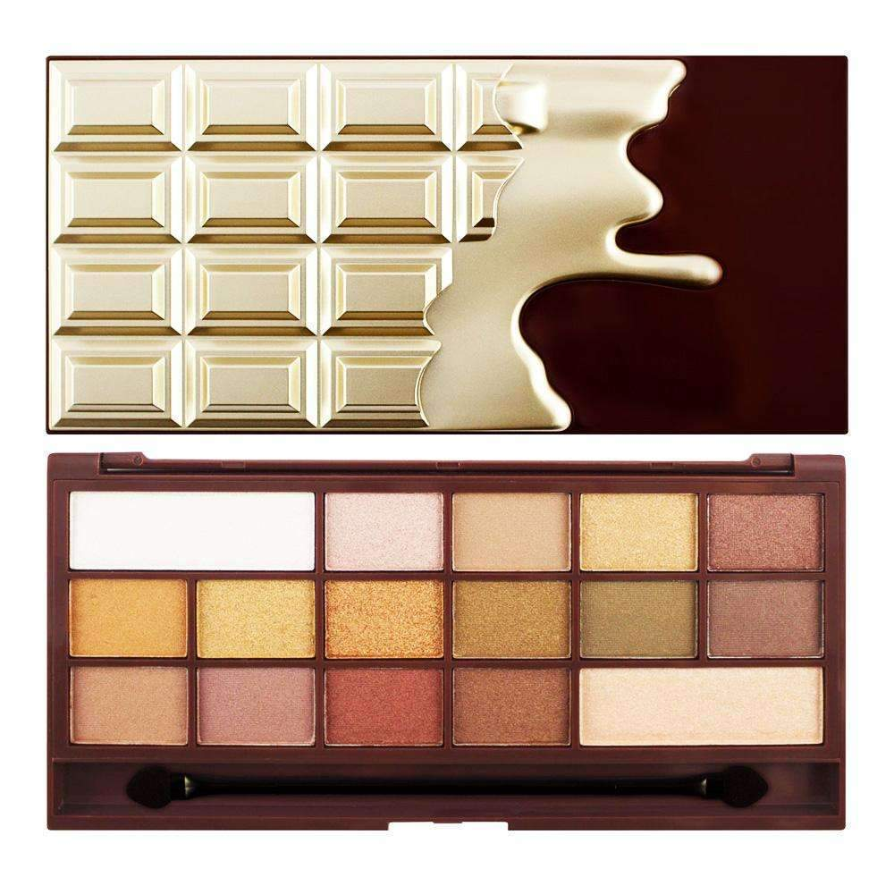 Makeup Revolution - Golden Bar Eyeshadow Paletteorabelca