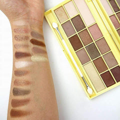 orabelca:Makeup Revolution - Naked Chocolate