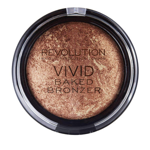 Makeup Revolution - Vivid Baked BronzerRock On The Worldorabelca