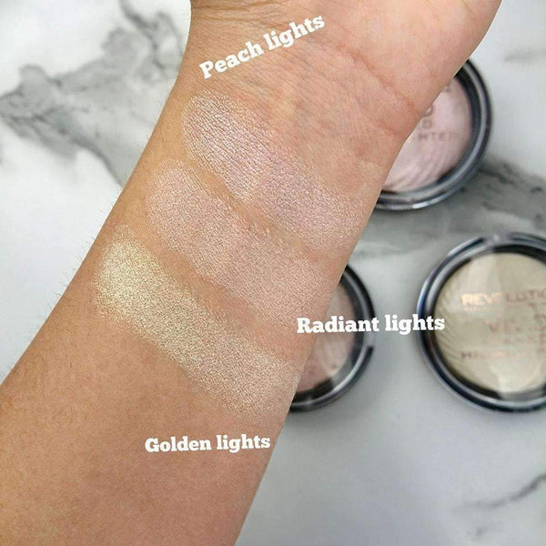 orabelca:Makeup Revolution - Vivid Baked Highlighter