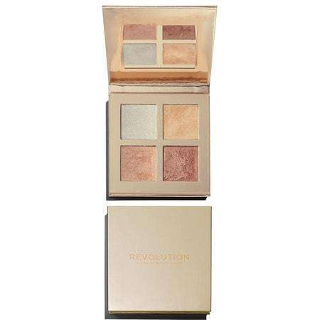 Makeup Revolution Face Quad Incandescentorabelca