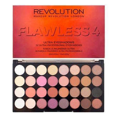 orabelca:Makeup Revolution Flawless 4 - Ultra Eyeshadow Palette
