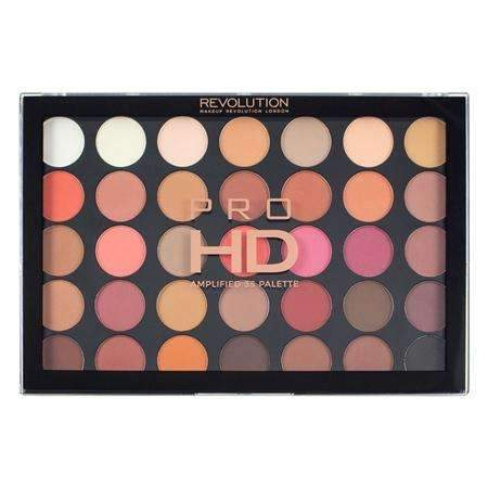 orabelca:Makeup Revolution HD Palette Amplified 35 - Innovation