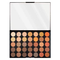 orabelca:Makeup Revolution HD Palette Matte Amplified 35 - Inspiration